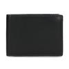 Kožená peněženka s modrým prošitím bata, černá, 944-6218 - 26