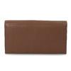 Dámská kožená peněženka hnědá bata, hnědá, 944-3228 - 16