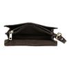 Kožená pánská taška do ruky bata, hnědá, 964-4315 - 15