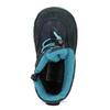 Dětské zimní boty modré bubblegummers, modrá, 199-9604 - 17