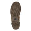 Pánská kožená kotníčková zimní obuv sorel, hnědá, 826-3025 - 18