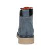Modrá kožená dámská kotníčková obuv weinbrenner, modrá, 596-9728 - 15