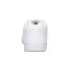 Bílé dámské tenisky s prošitím nike, bílá, 501-1130 - 15