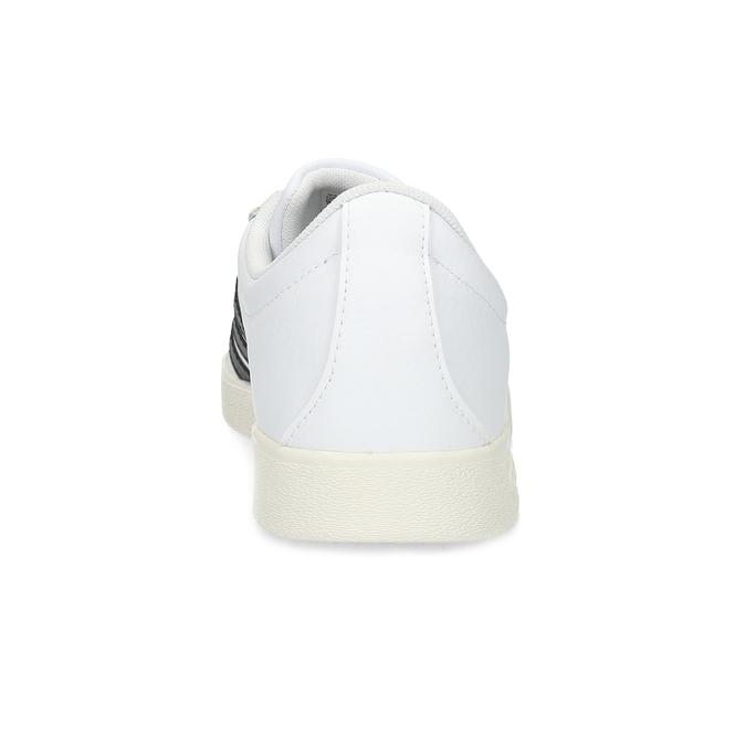 Bílé pánské ležérní tenisky adidas, bílá, 801-1146 - 15