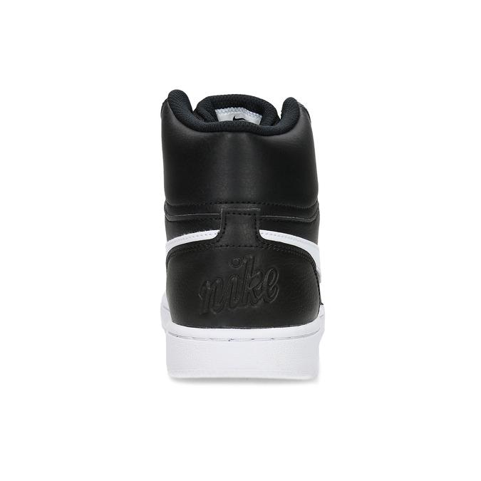 Dámské kotníčkové tenisky černé nike, černá, 501-6105 - 15
