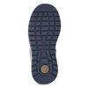 Kožená kotníčková obuv chlapecká mini-b, modrá, 493-9618 - 18