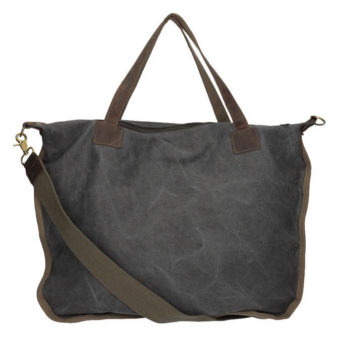Velká taška s popruhem weinbrenner, šedá, 969-2620 - 16