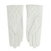 Kožené dámské rukavice bílé bata, bílá, 904-1131 - 16