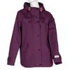 Fialová dámská bunda s kapucí joules, fialová, 979-5016 - 13