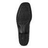 Dámské mokasíny z lakované kůže gabor, černá, 618-6048 - 18