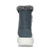 Dámské kožené sněhule modré weinbrenner, modrá, 593-9603 - 15