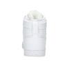 Dámské bílé kotníčkové tenisky nike, bílá, 501-1944 - 15