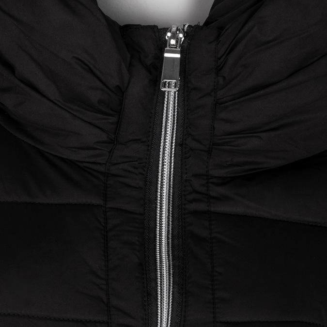 Dámská zimní bunda černá bata, černá, 979-6348 - 16