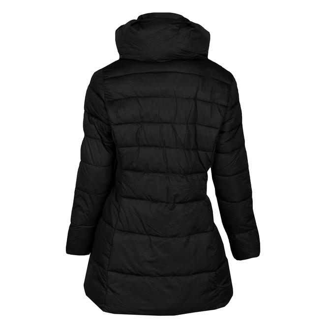 Dámská zimní bunda černá bata, černá, 979-6348 - 26