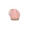 Dámské baleríny do špičky růžové bata-red-label, růžová, 521-5644 - 15