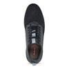 Tmavě modrá pánská kotníčková obuv bata-red-label, modrá, 821-9607 - 17