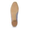 Modré dámské lodičky na stabilním podpatku bata-red-label, modrá, 629-9653 - 18