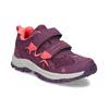Fialové dětské tenisky na suché zipy mini-b, fialová, 321-5616 - 13