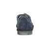 Tmavě modré pánské tenisky kožené comfit, modrá, 843-9650 - 15