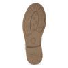 Dívčí kotníčková obuv béžová mini-b, zlatá, 321-8248 - 18