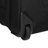 Cestovní brašna s kolečky a kapsami samsonite, černá, 969-6845 - 16