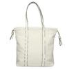 Béžová dámská kabelka s jemnou perforací bata, béžová, 961-8933 - 16