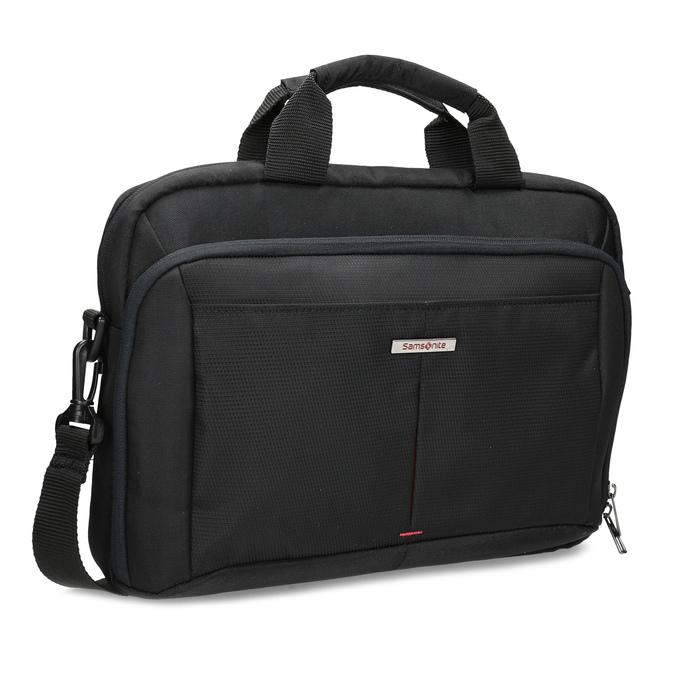 Taška s kapsou na notebook samsonite, černá, 969-6843 - 13
