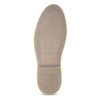 Pánské kožené Desert Boots modré bata, modrá, 823-9655 - 18