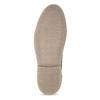 Pánské kožené Desert Boots šedé bata, šedá, 823-8655 - 18