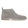 Pánské kožené Desert Boots šedé bata, šedá, 823-8655 - 19