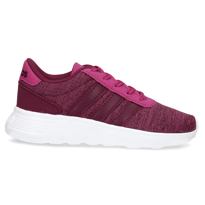 Dětské růžové tenisky ve sportovním stylu adidas, růžová, 309-5209 - 19