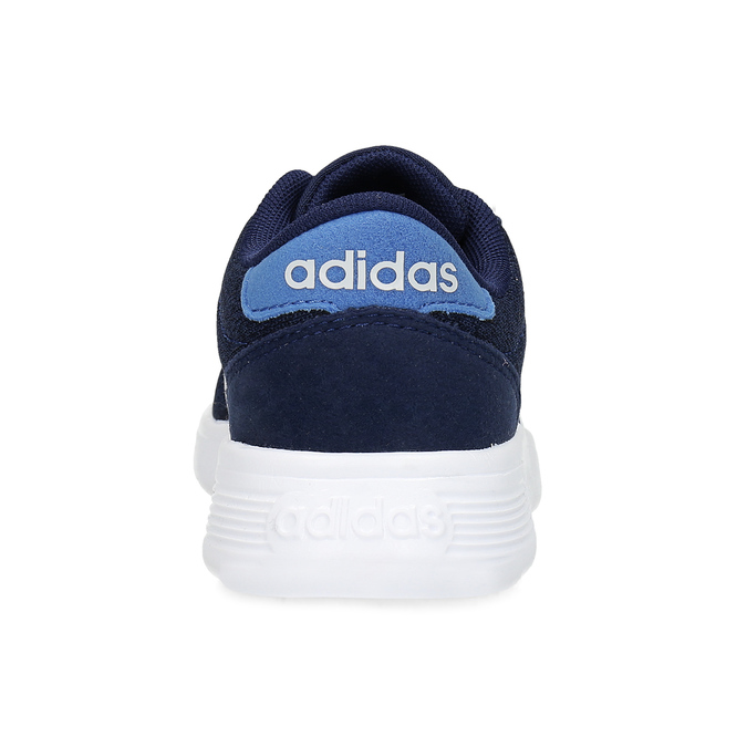 Úpletové modré tenisky chlapecké adidas, modrá, 309-9209 - 15