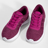 Dětské růžové tenisky ve sportovním stylu adidas, růžová, 309-5209 - 16
