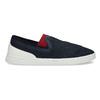 Slip-on pánské tenisky tmavě modré bata-red-label, modrá, 839-9604 - 19