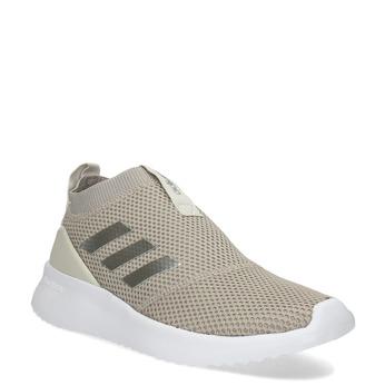 Dámské béžové tenisky s bílou podešví adidas, béžová, 509-3129 - 13