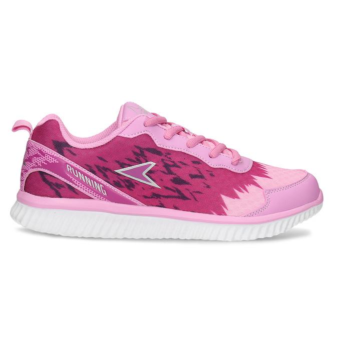 Dětské růžové sportovní tenisky power, růžová, 409-5260 - 19
