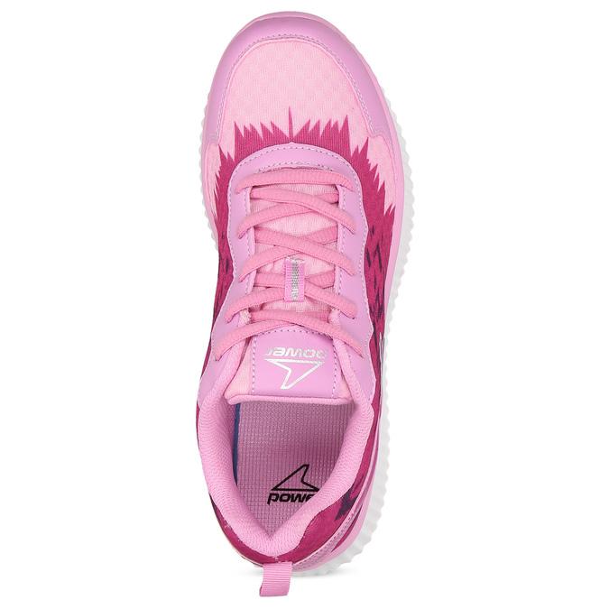 Dětské růžové sportovní tenisky power, růžová, 409-5260 - 17
