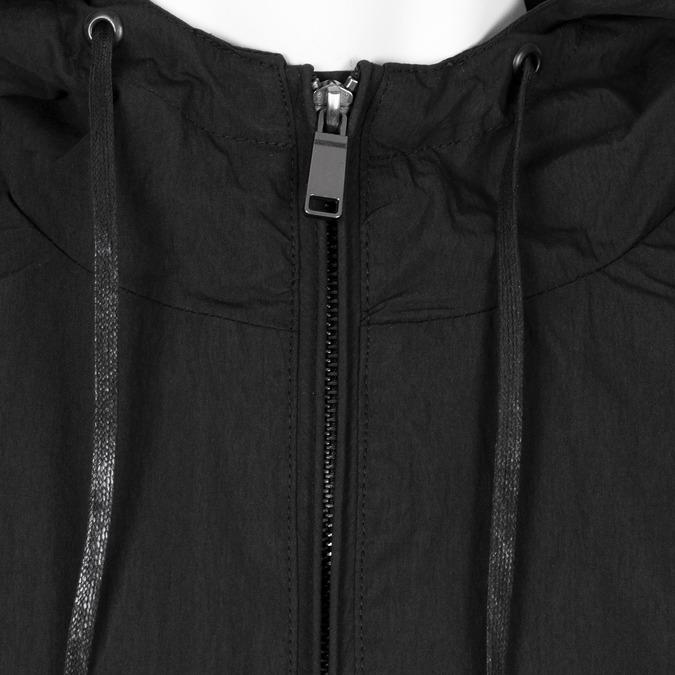 Pánská bunda černá bata, černá, 979-6341 - 16