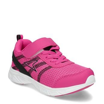 Dívčí růžové sportovní tenisky power, růžová, 309-5203 - 13