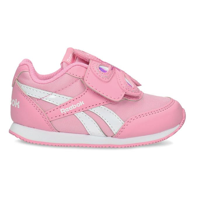 Dětské dívčí tenisky růžové reebok, růžová, 101-5128 - 19