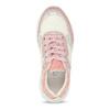 Dívčí dětské tenisky stříbrno-růžové mini-b, růžová, 321-5684 - 17