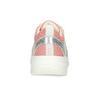 Dívčí dětské tenisky stříbrno-růžové mini-b, růžová, 321-5684 - 15