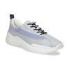 Modré kožené dámské tenisky vagabond, modrá, 546-9059 - 13