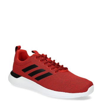Pánské červené tenisky s černými detaily adidas, červená, 809-5127 - 13
