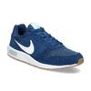 Modré pánské tenisky nike, modrá, 809-9326 - 13