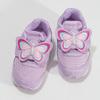 Fialové dětské tenisky reebok, fialová, 101-9128 - 16