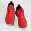 Červené pánské kotníčkové tenisky puma, červená, 809-5207 - 16