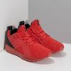 Červené pánské kotníčkové tenisky puma, červená, 809-5207 - 26