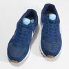 Modré pánské tenisky nike, modrá, 809-9326 - 16