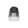 Stříbrné dětské tenisky se třpytkami mini-b, stříbrná, 321-1410 - 15